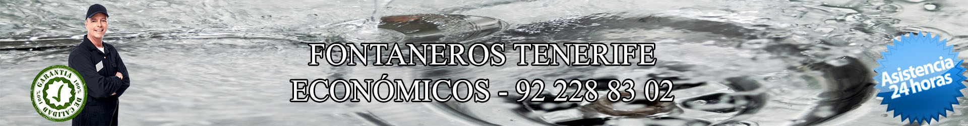 Fontaneros tenerife muy baratos telf 922 28 83 02 - Fontaneros en tenerife ...